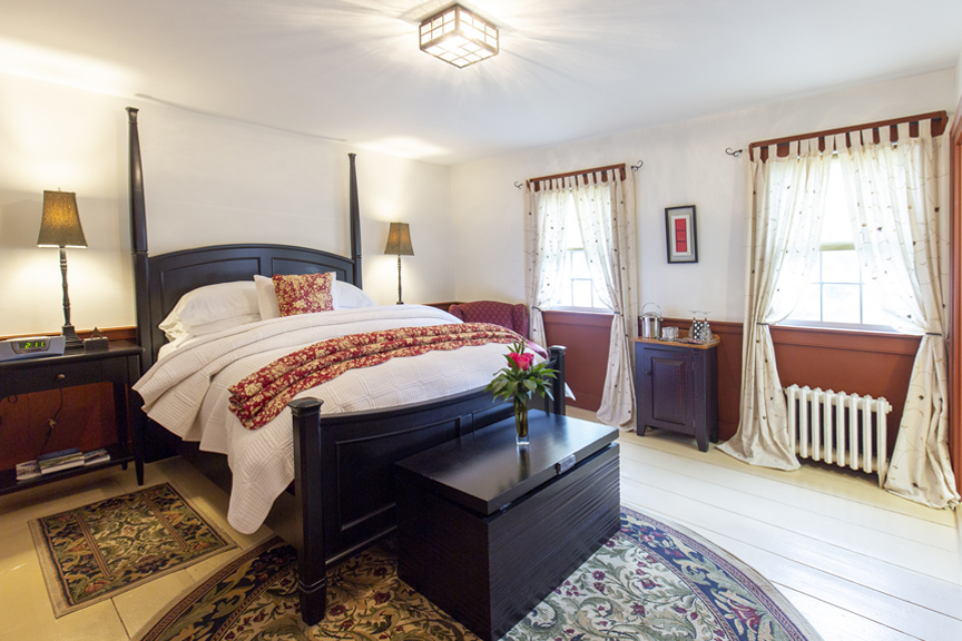 The Bailey House Bed and Breakfast John Easson Room 1